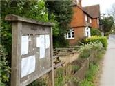 Notice of Uncontested Election for Abinger Parish Council